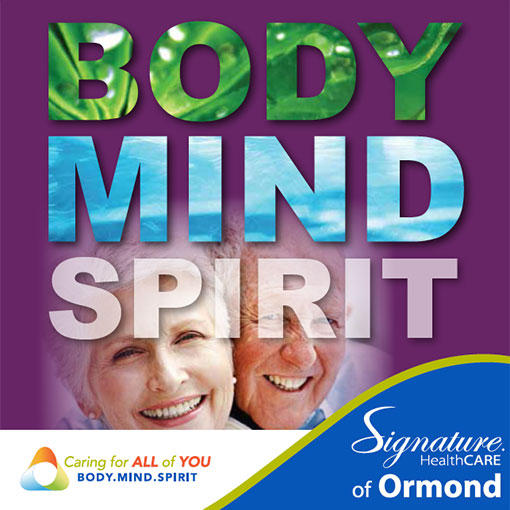 Ormond Beach, Florida Nursing Home Brochure